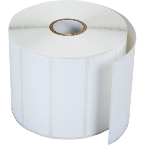 "Brother Die Cut Paper Labels (3 x 1.01"", 1544 Labels, 12 Rolls)"