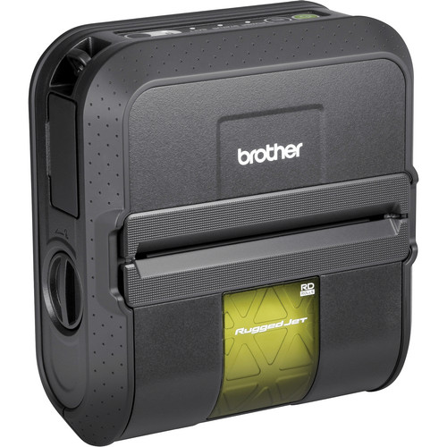 Brother RJ4040 RuggedJet Mobile Printer with Wi-Fi