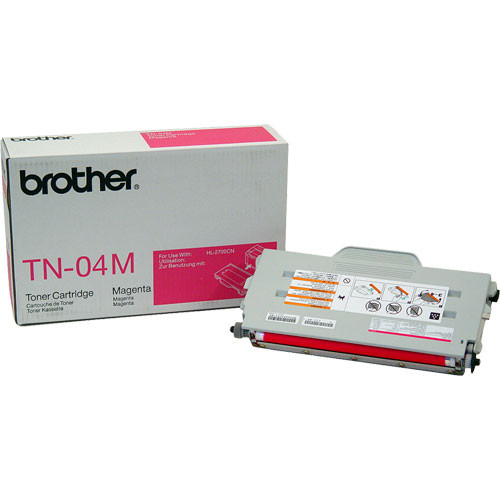 Brother TN04M Magenta Toner Cartridge