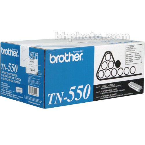 Brother TN-550 Standard Yield Toner Cartridge