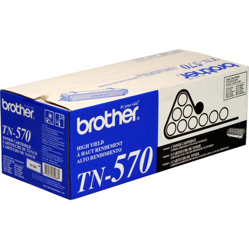Brother TN-570 High Yield Toner Cartridge