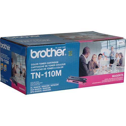 Brother TN-110M Magenta Toner Cartridge