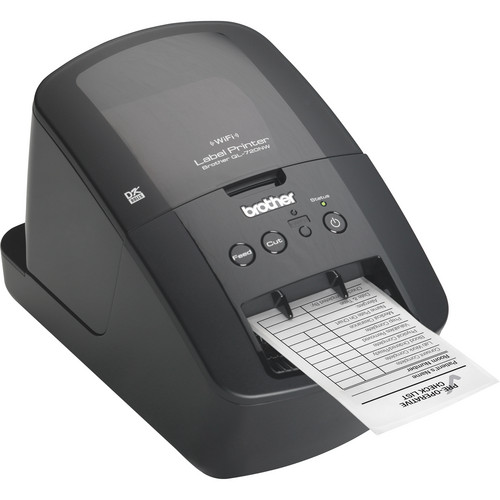 Brother QL-720NW High-Speed Label Printer W/ Ethernet & Wireless Networking