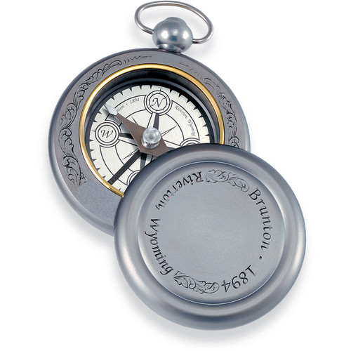 Brunton 1894 Collectible Gentleman's Compass