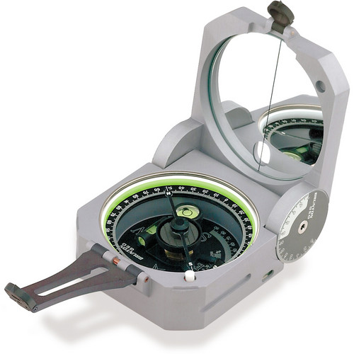 Brunton GEO Pocket Transit Compass (0-360° Scale)