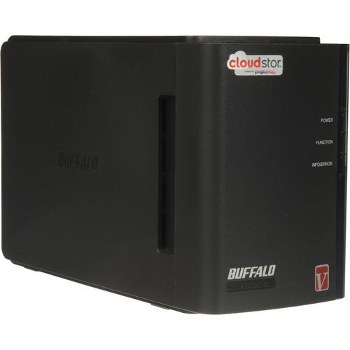 Buffalo 2TB CloudStor Pro CS-WV2.0/1D Network Hard Drive