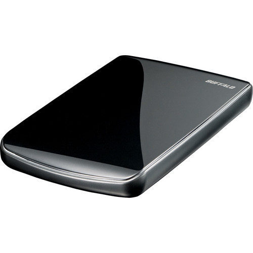 Buffalo 640GB MiniStation Cobalt USB 3.0 HD-PEU3 Portable Hard Drive