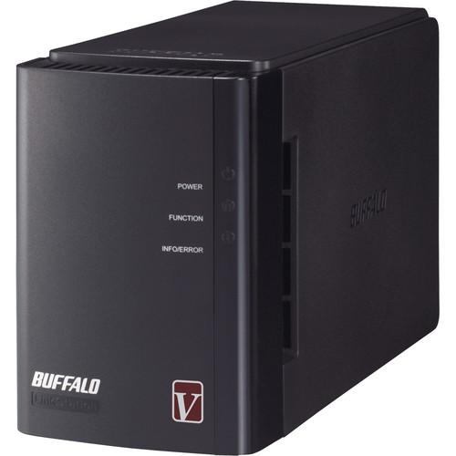 Buffalo 2TB LinkStation Pro Duo LS-WVL/R1 Network Hard Drive Array