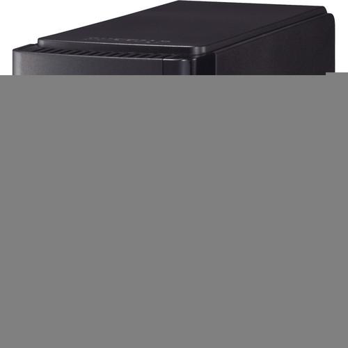 Buffalo 4TB LinkStation Pro Duo LS-WVL/R1 Network Hard Drive Array