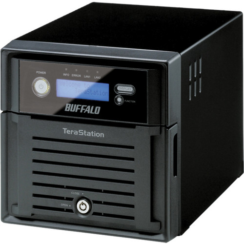 Buffalo 4TB TeraStation Pro Duo Network Attached Array