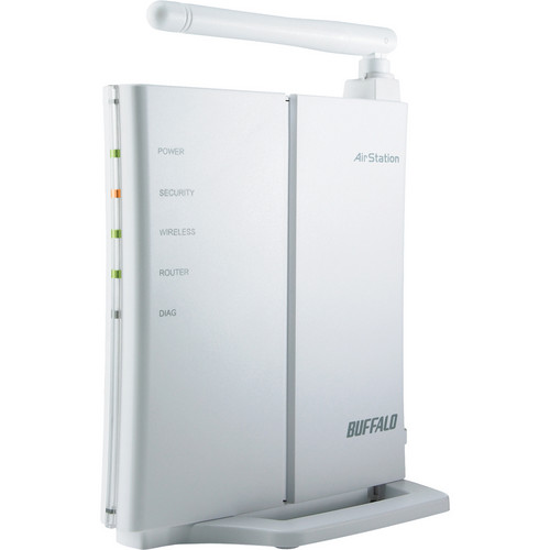 Buffalo AirStation N-Technology Wireless-N150 Router & Access Point
