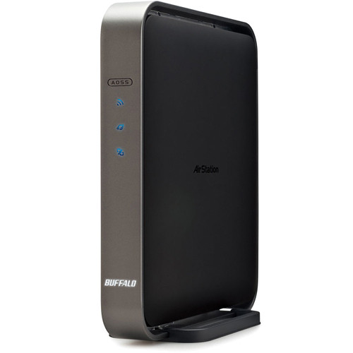 Buffalo AirStation AC1300 / N900 Gigabit Dual Band Wireless Router