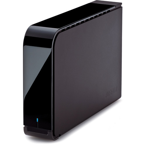 Buffalo 4 TB DriveStation Axis USB 3.0 External Hard Drive