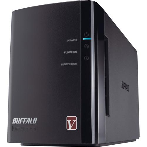 Buffalo LinkStation Pro Duo Network Hard Drive Array Enclosure (Diskless)