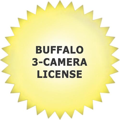 Buffalo 3-Camera License