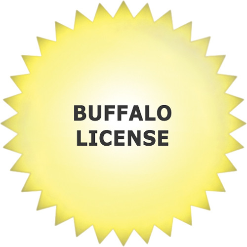 Buffalo Surveillance Video Manager Data Services License for TS5000