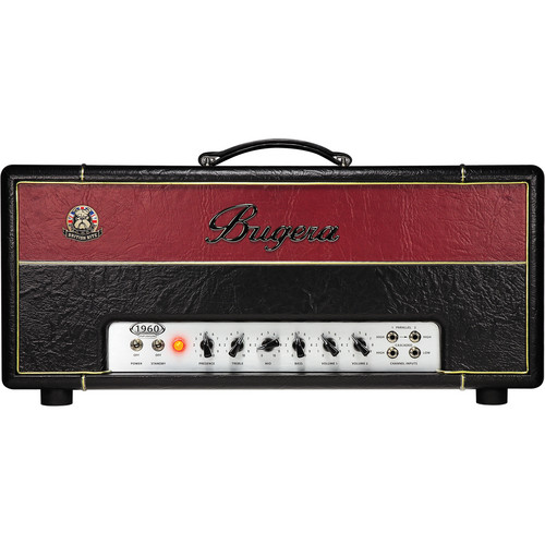 Bugera 1960 INFINIUM 150-Watt Tube Guitar Amplifier Head