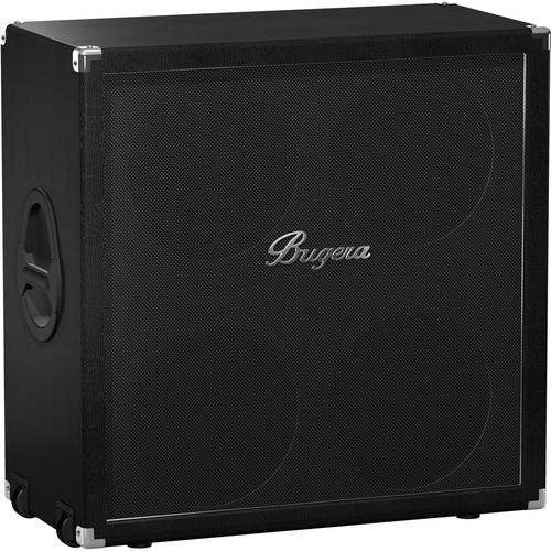 Bugera 412F-BK 4x12 Guitar Speaker Cabinet