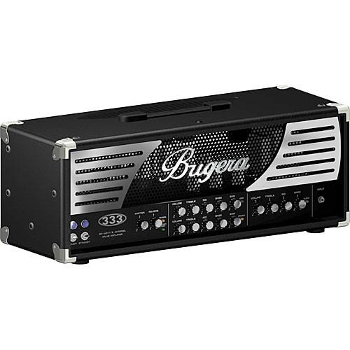 Bugera 333 120W 3 Channel Valve Amplifier Head