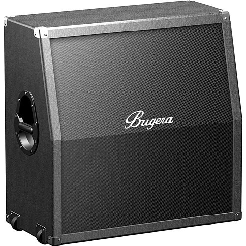 "Bugera 412H-BK Half-Stack with 4 x 12"" Speakers"