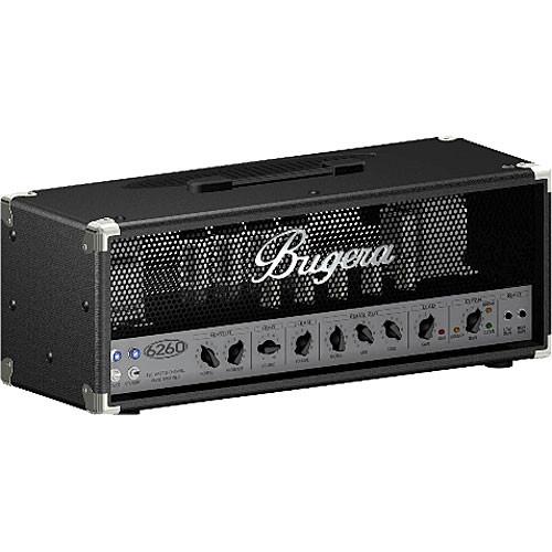 Bugera 6260 120W 2 Channel Valve Amplifier Head