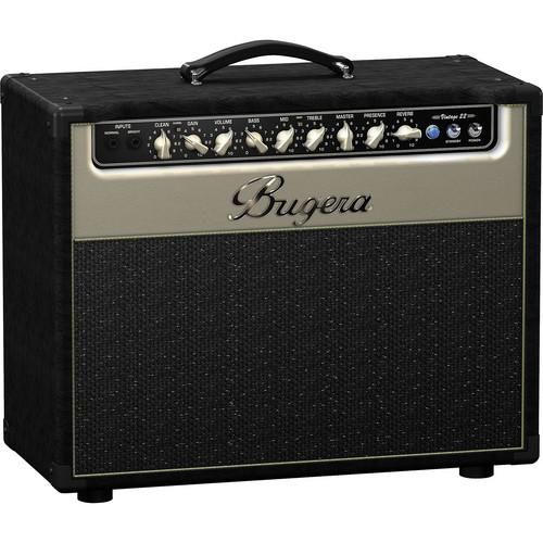 Bugera V22 2-Channel Tube Guitar Amplifier