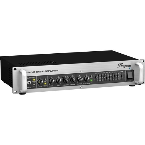 Bugera BVP5500 - Bass Amplifier Head