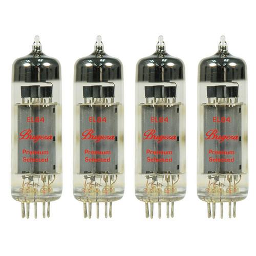 Bugera EL84-4 Premium Power Pentode Amplifier Tube