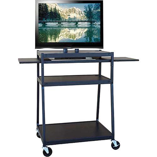 HamiltonBuhl PLC3244E Wide Body Flat Panel TV Cart