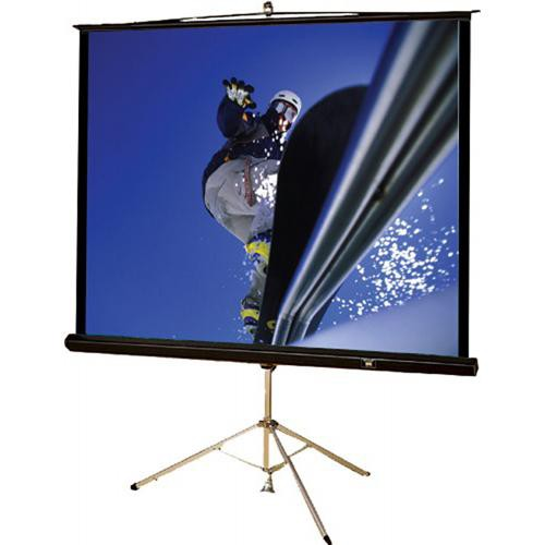 """HamiltonBuhl TPS-T50 Tripod Screen (50 x 50"""")"""
