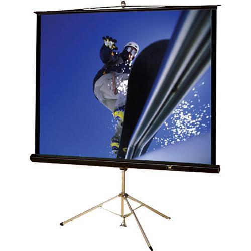 """HamiltonBuhl TPS-T70 Tripod Screen (80 x 80"""")"""