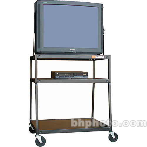 "HamiltonBuhl A/V Cart, Wide Body for 27"" Television and Monitor"