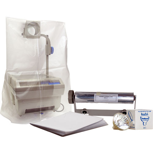HamiltonBuhl Universal Dust Cover for Overhead Projectors