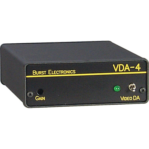 Burst Electronics VDA-4 Four Output Distribution Amplifier
