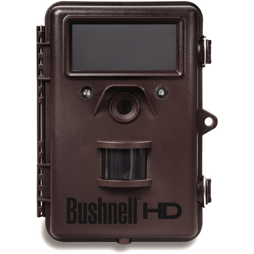 Bushnell 8MP Trophy Cam HD Max Trail Camera with Color Viewer LCD (Brown)