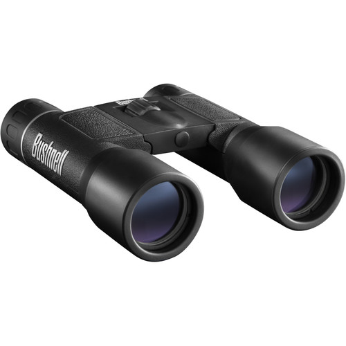 Bushnell 16x32 Powerview Binocular (Black, Clamshell Packaging)