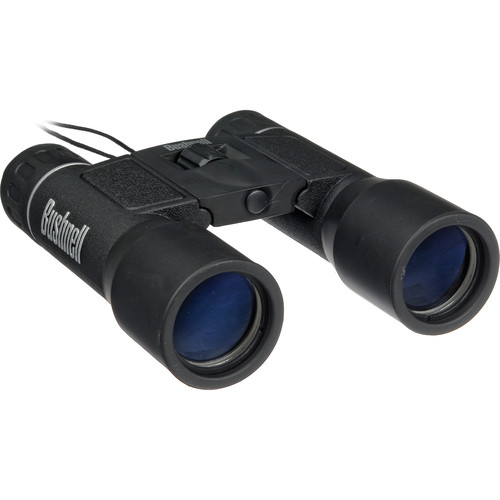 Bushnell 16x32 Powerview Binocular (Black)