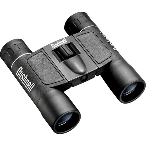 Bushnell 10x25 Powerview Binocular (Black)