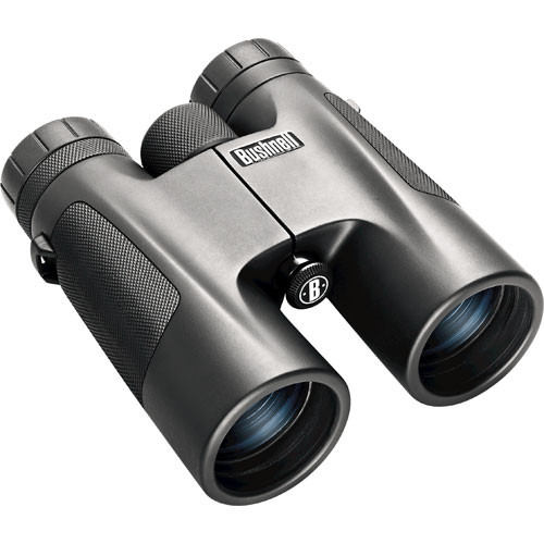 Bushnell 10x42 Powerview Binocular (Black, Clamshell Packaging)