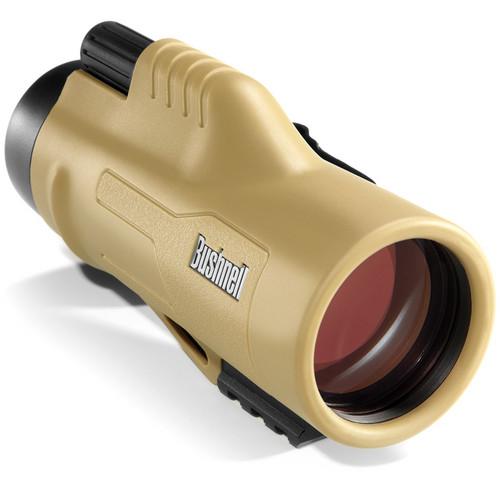 Bushnell 10x42 Legend Ultra HD Monocular (Tan)