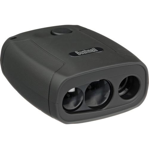 Bushnell Yardage Pro Sport 450 Laser Rangefinder (Black, Clamshell Package)
