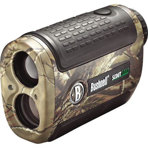Bushnell Scout 1000 ARC Laser Rangefinder (Realtree AP HD Camouflage)
