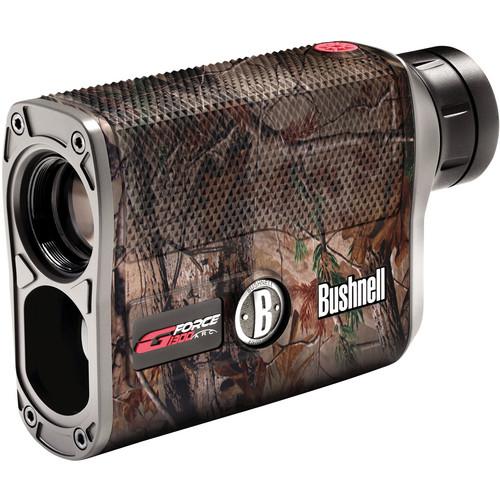 Bushnell 6x21 G-Force 1300 ARC Laser Rangefinder (Realtree Camo)