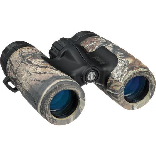 Bushnell Trophy XLT 10x28 Binocular (Realtree Camouflage)