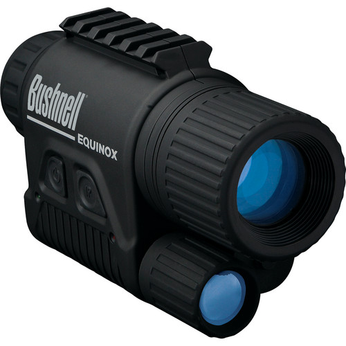 Bushnell Equinox 2x28 1st Generation Night Vision Monocular (Matte Black)