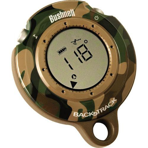 Bushnell BackTrack GPS-Based Digital Compass (Camo, Clamshell Packaging)