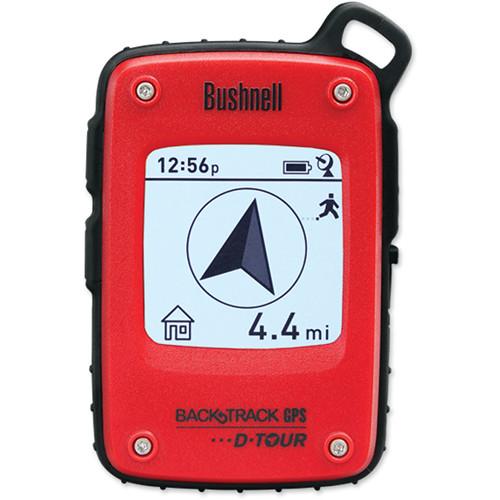 Bushnell Back-Track D-TOUR GPS (Red)