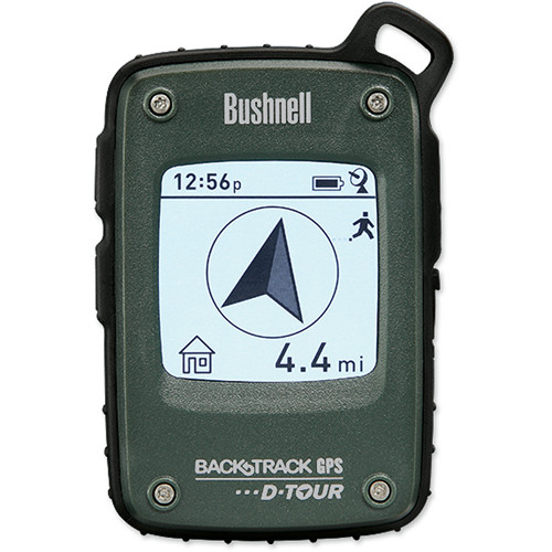 Bushnell Back-Track D-TOUR GPS (Green)