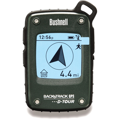 Bushnell Back-Track D-TOUR GPS (Green, 6-Languages)