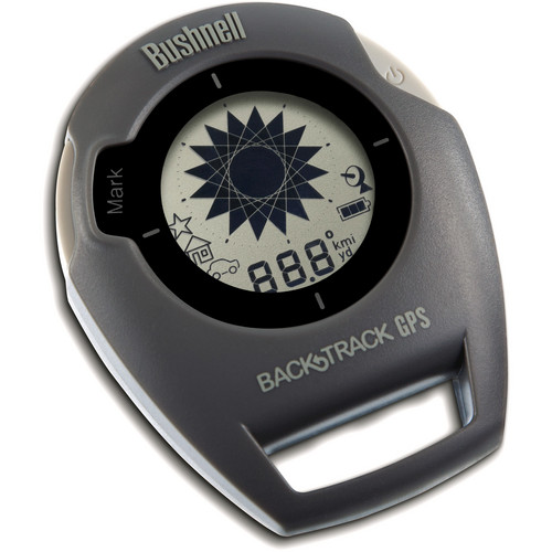Bushnell BackTrack GPS (Gray)